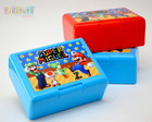 Mini Lancheira / Caixa Box - Super Mario