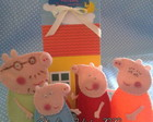 Dedoches família Peppa Pig