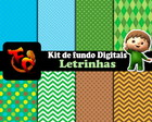 Kit Digital - Letrinhas