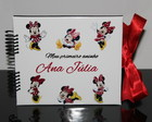 Album Scrapbook Infantil Minnie 4 mod