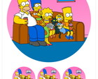 Simpson - Papel de Arroz