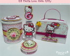 Kit Festa Luxo Hello Kitty
