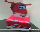 centro de mesa super wings jet