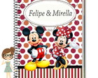 Caderno Minnie e Mickey (42)