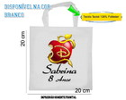Sacolinha Eco Bag Descendentes Disney