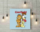 Quadro Garfield Model 5