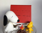 Snoopy & Woodstock - Fogueira
