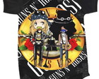 Body Infantil Guns n Roses Axl e Slash