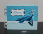 Album Scrapbook Infantil Frozen