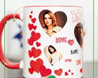 Caneca Sandy e Junior