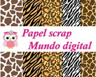 PAPEL DIGITAL 1-19 animais