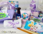 Lembrancinha Kit Manicure Tinkerbell