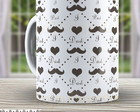 Caneca I Love Dad - Pai - Papai 1067
