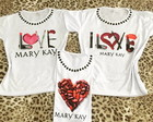10 Camisetas Mary Kay Customizada