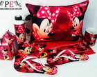 Super Kit Minnie vermelha