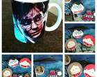 Kit Harry Potter - Cookies e Caneca