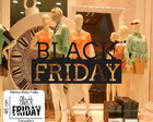 Adesivo Decorativo Black Friday Vitrine