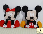 Mickey e minnie centro de mesa