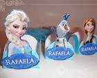 Forminha Personagem Frozen