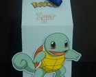 Caixa Milk Pokemon Squirtle