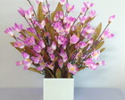 Arranjo Orquidea Lilas Artificial