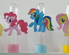 Tubete My Little Pony ( COM BALA )