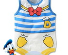 BODY REGATA BABY PATO DONALD