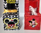 Porta Mini Tubete Mickey