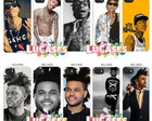 Capa Capinha Celular The Weeknd Issue