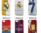 Capa Capinha Real Madrid FC CR7 Hala CR