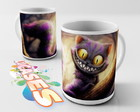 Caneca Alice Gato de Cheshire Cat Wonder