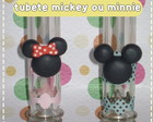 Tubete Mickey ou Minnie