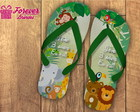 CHINELO INFANTIL - SAFARI