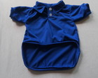 CAMISA POLO PET AZUL P e M