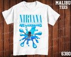 Camiseta Nirvana Rock N' Roll Banda