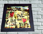Quadros Decorativos - Love