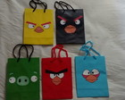 Sacola papel Personalizada Angry Birds