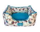 Cama Comfort Pet Blue - TAM P