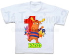 Camiseta Backyardigans Tyrone