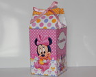 Caixa Milk Minnie Baby