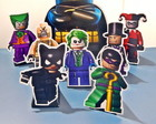 Cone com Display Lego Batman