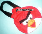 Red Bird - Angry Bird - Sacola