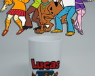 Copo long drink Scooby doo