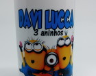 copo long drink 330ml minions