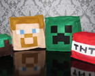 Personagens Minecraft
