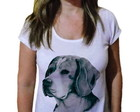 Camiseta Feminina Pets Dog beagle