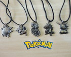 Colares Pokemon Personagens Kit 5 pçs