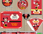 Kit Festa Personalizado da Minnie