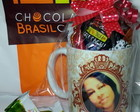 Caneca de Porcelana com Chocolate
