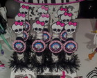 Scrap para Tubete Monster High